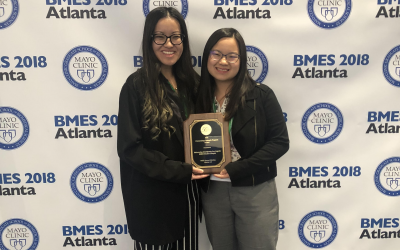 BMES awarded at national conference