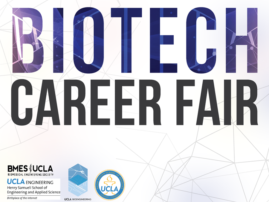 Biotech Career Fair @ UCLA
