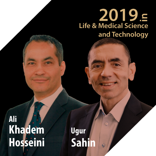 Ali Khademhosseini wins 2019 Mustafa Prize in Life and Medical Science Technology