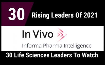 30 Life Sciences Leaders In The Spotlight