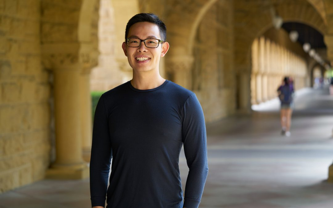 Congrats to 2018 Harry M. Showman Prize Recipient, Andy Kah Ping Tay!