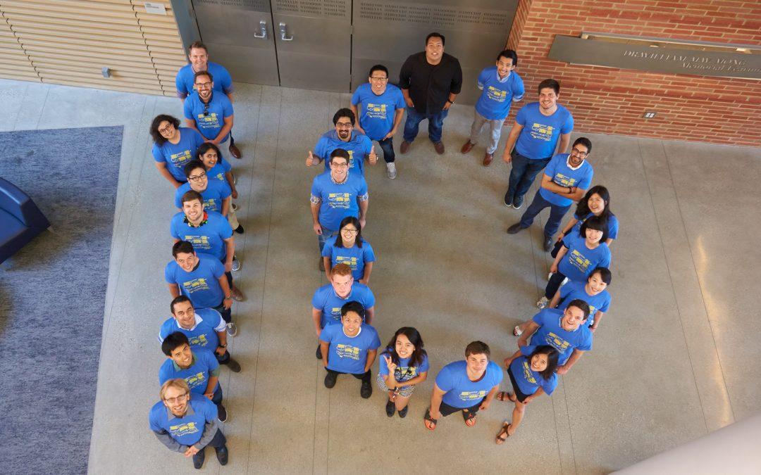 Congrats to Di Carlo Lab's 10 Year Anniversary at UCLA!