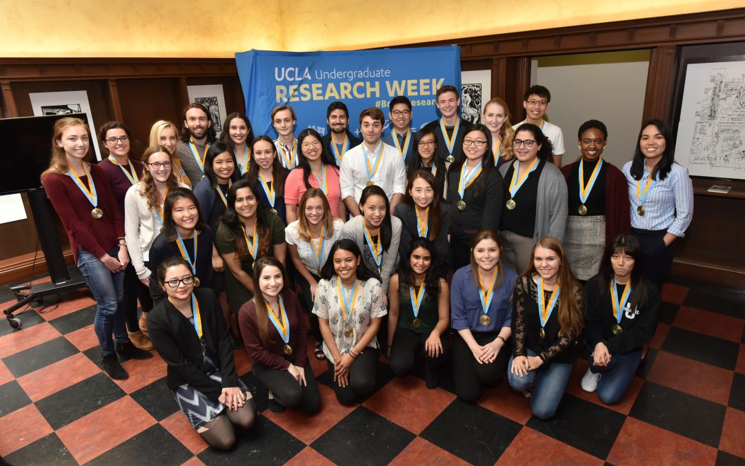 Congrats to Dean's Prize at Research Poster Day Winners!