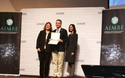 Zhen Gu Inducted into AIMBE Medical and Biological Engineering Elite