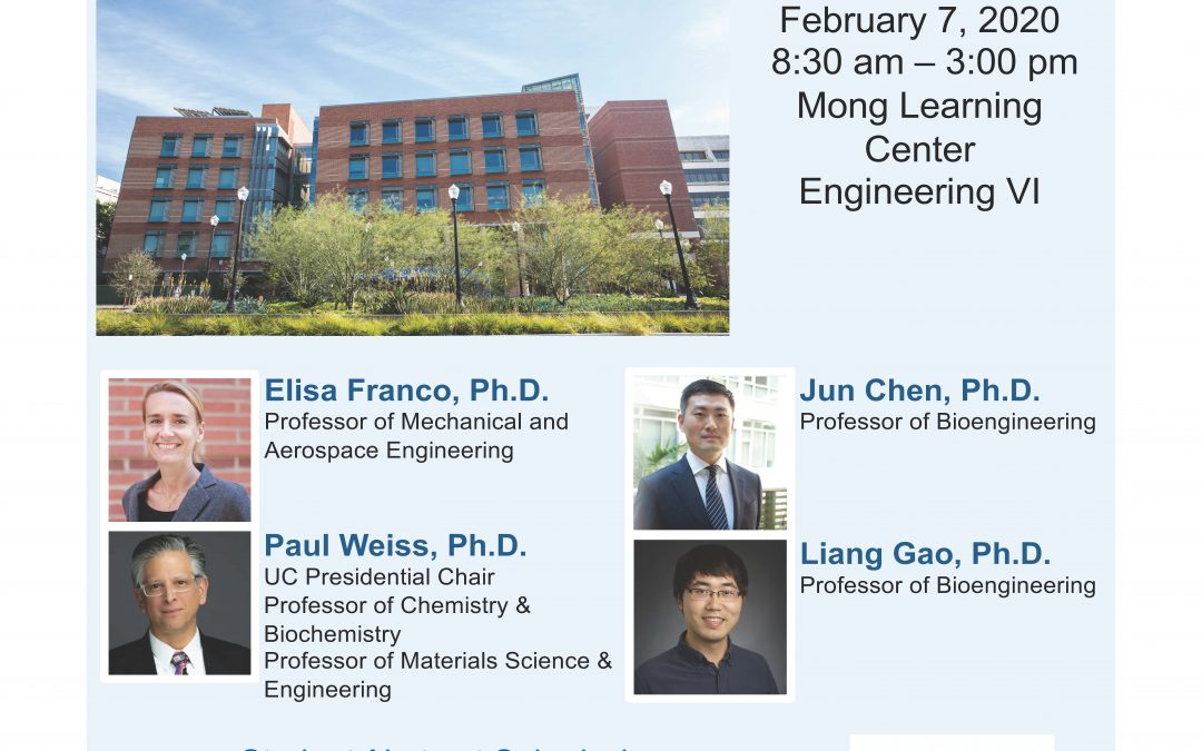 Bioengineering Research Day 2020