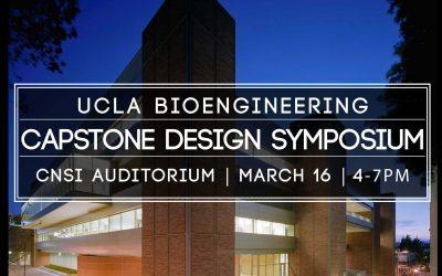 Winners of the BE Capstone Design Symposium