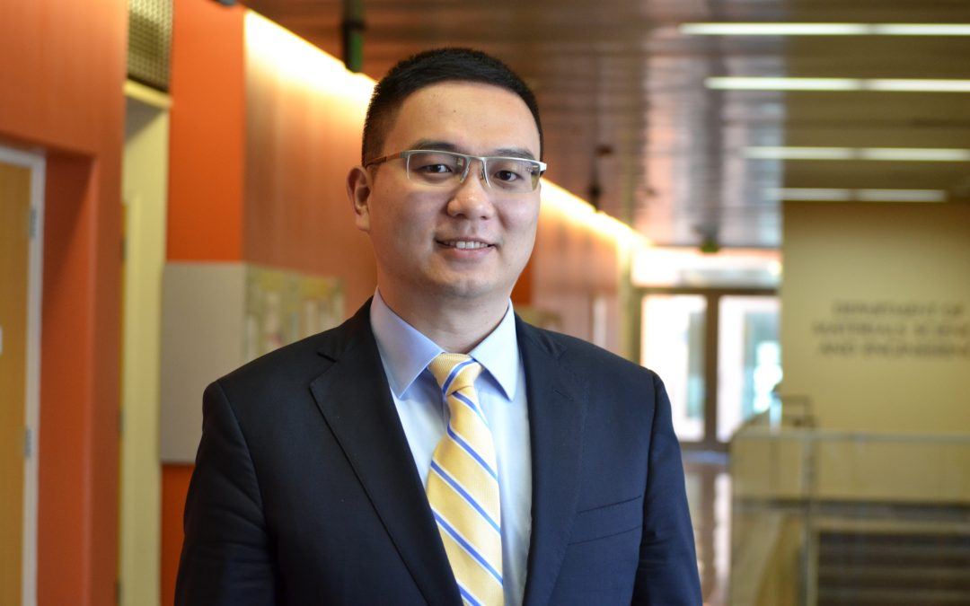 Welcome Professor Zhen Gu to the Department of Bioengineering at UCLA