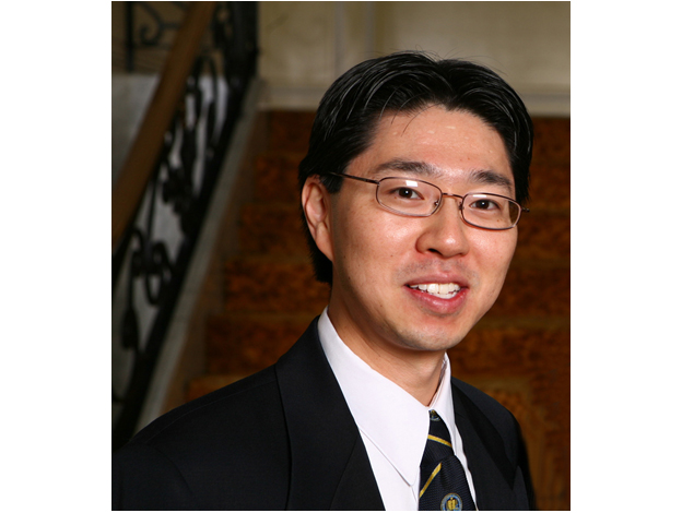 Professor Daniel Kamei received the Lockheed Martin Excellence in Teaching Award