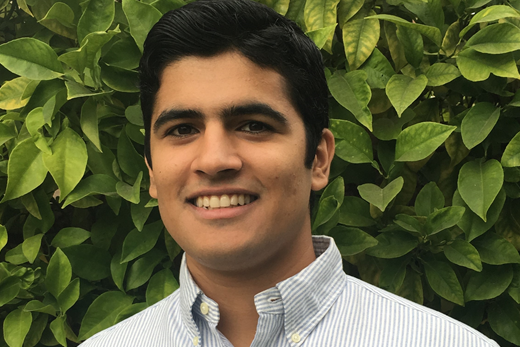 Undergraduate Student Receives Award for the BMES Annual Meeting