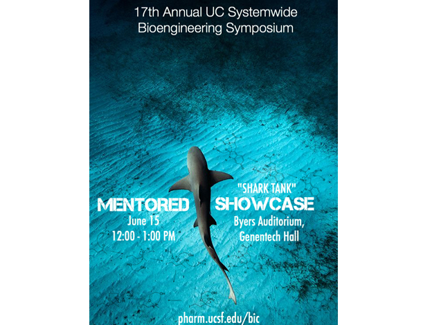 BE Capstone Group wins 3rd place at the UCSF BIC Shark Tank Showcase