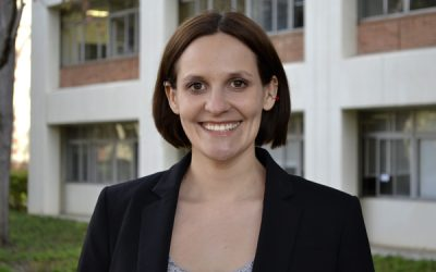 Stephanie Seidlits receives NSF CAREER Award for therapeutic biomaterials research