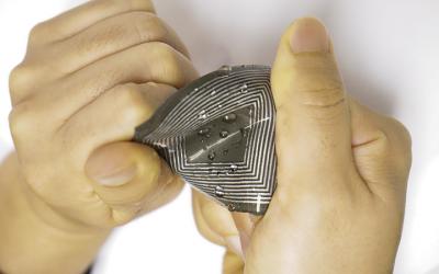 UCLA Bioengineers Develop New Class of Human-Powered Bioelectronics