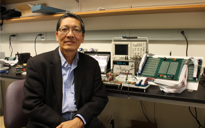 Prof. Wentai Liu has been named IEEE Fellow